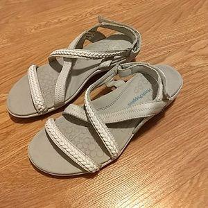 Hush puppies sandals